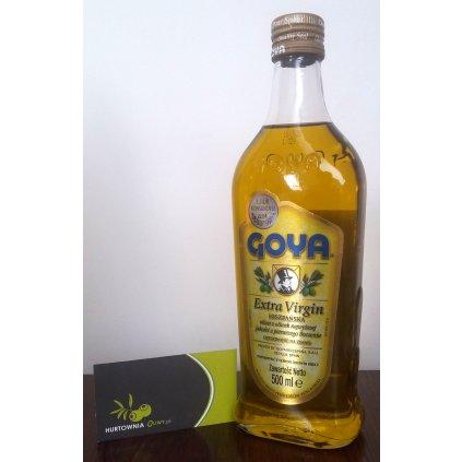 GOYA Oliwa z oliwek Extra Vergine 500ml