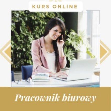 Pracownik biurowy - kurs online