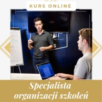 Specjalista ds. szkoleń - kurs internetowy z certyfikatem