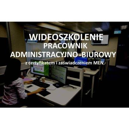 Szkolenie online Pracownik biurowy z certyfikatem