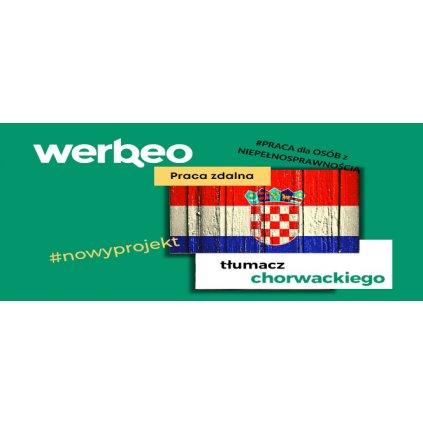 Tłumacz ze znajomością j. chorwackiego - zdalnie