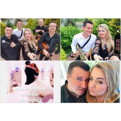 Zespół na wesele Warszawa mazowieckie bankiety bale eventy firmowe