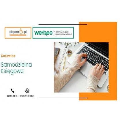 Samodzielna/y Księgowa/y – Katowice